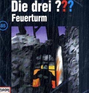 Die drei ??? 085. Feuerturm. (drei Fragezeichen). CD