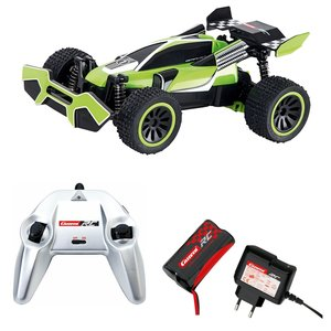 Carrera 202008 - RC Buggy Green Lizzard