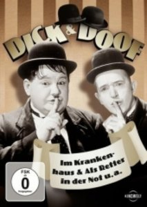 Dick & Doof - Im Krankenhaus / Als Retter in der Not u. a.