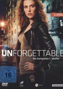 Unforgettable - 1. Staffel