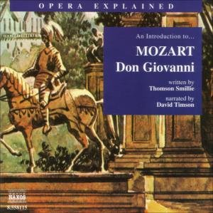 Introduction To Don Giovanni