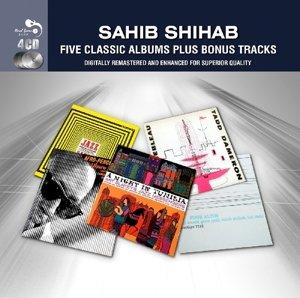 5 Classic Albums Plus Bonus Tracks