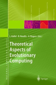 Theoretical Aspects of Evolutionary Computing