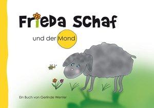 Frieda Schaf und der Mond