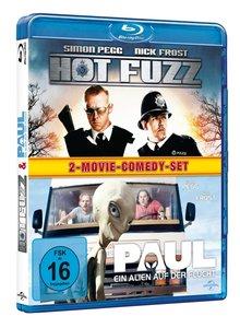 Hot Fuzz - Zwei abgewichste Profis & Paul - Ein Alien auf der Fl