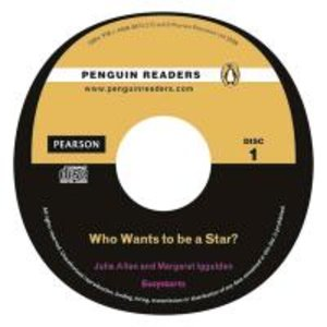 Who Wants to be a Star? w/CD