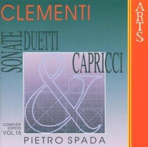 Sonate,Duetti & Capricci 15