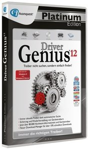 Avanquest Platinum Edition - Driver Genius 12