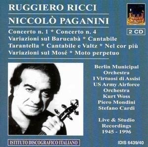 Ricci spielt Paganini