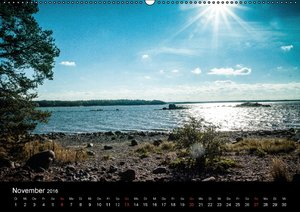 Finnland Schärenmeer (Wandkalender 2016 DIN A2 quer)