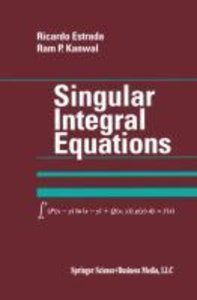 Singular Integral Equations