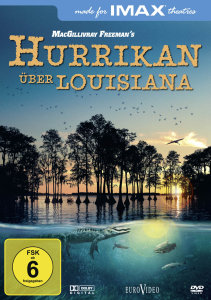 Hurrikan über Louisiana
