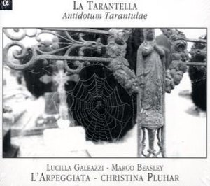 La Tarantella-Antidotum Tarantulae