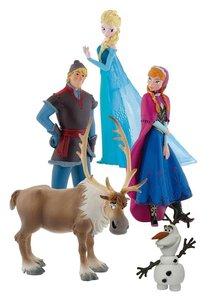 Bullyland 12306 - Spielfigurenset: Walt Disney Frozen, Minifigur