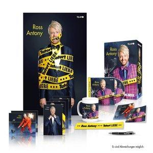 Tatort Liebe (Limited Fan-Box Edition)