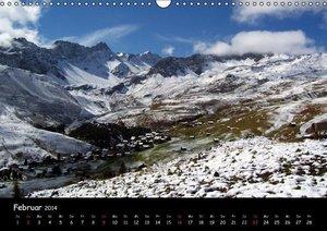 Schweiz - Berglandschaften (Wandkalender 2014 DIN A3 quer)
