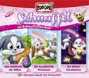 Schnuffel Box 01. Kuschelbox