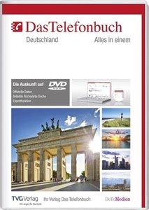 Das Telefonbuch - Deutschland Herbst/Winter 2014/15