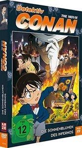 Detektiv Conan - 19. Film: Die Sonnenblumen des Infernos - DVD -