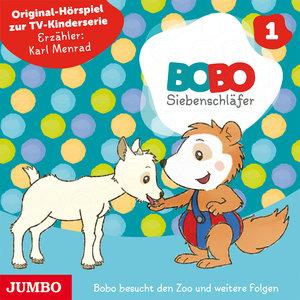 Die ersten Abenteuer von Bobo Siebenschläfer 01
