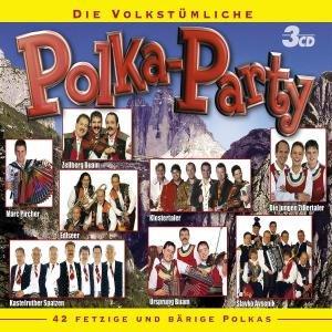 DIE VOLKSTÜMLICHE POLKA-PARTY