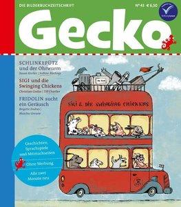 Gecko Kinderzeitschrift Band 43