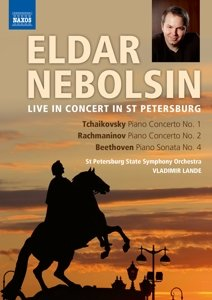 Live in Concert in St Petersburg