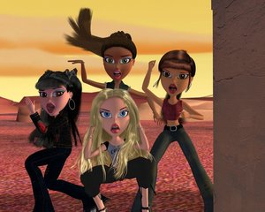 Bratz-Passion 4 Fashion Diamondz (DVD)
