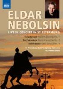 Live in Concert in St Petersburg