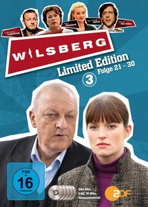 Wilsberg - Limited Edition 3/5 DVD