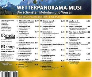 Wetterpanorama-Musi-Best of