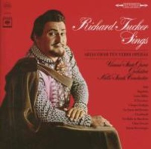 Richard Tucker Sings Arias from Ten Verdi Operas