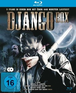 Django Box (2blu-Ray-Set)