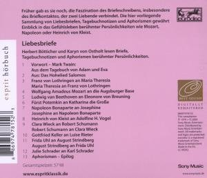 Esprit/Deutsche Liebesgedichte