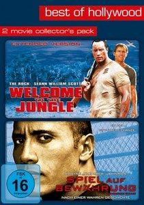 Welcome to the Jungle & Spiel auf Bewährung