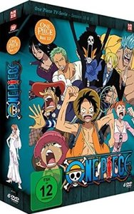 One Piece - TV-Serie - 10. und 11. Staffel - DVD Box 12