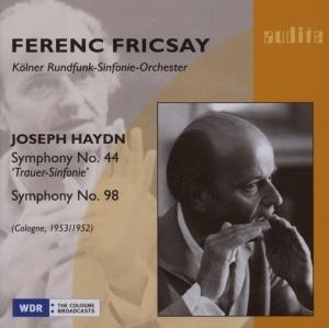 Haydn:Sinf.44 & 98