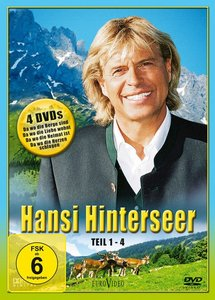 Hansi Hinterseer Teil 1-4 Box/4 DVD