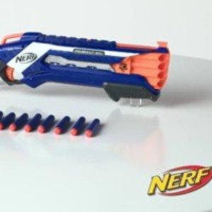 Hasbro A1691 - Nerf N-Strike Elite Rough Cut