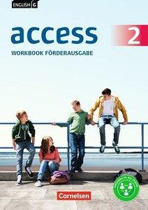 English G Access Band 2: 6. Schuljahr- Allgemeine Ausgabe Baden-