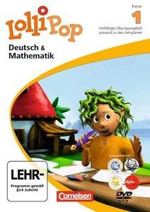 Lollipop Deutsch/Mathe Klasse 1