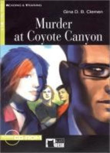 Clemen, G: Murder at Coyote Canyon/mit CD-ROM