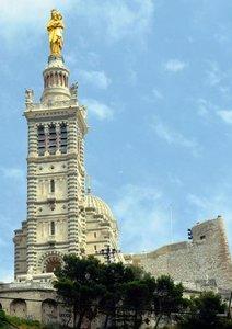 Balade provençale (Livre poster DIN A4 vertical)