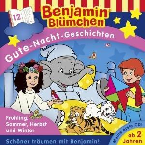 Benjamin Blümchen. Gute-Nacht-Geschichten 12