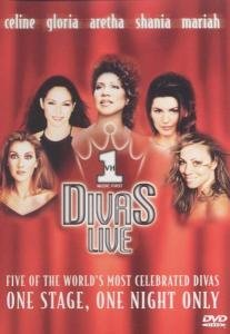 Various Artists - VH1 - Divas Live