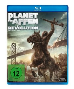 Planet der Affen: Revolution