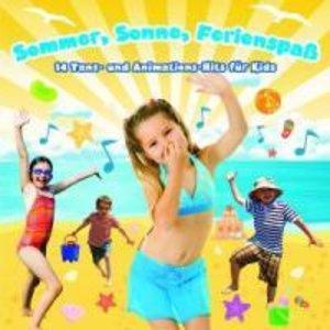 SOMMER,SONNE,FERIENSPAß - ANIMATIONSHITS F. KIDS