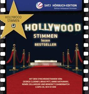 Hollywood-Stimmen lesen Bestseller - Die SAT1 Hörbuch-Edition