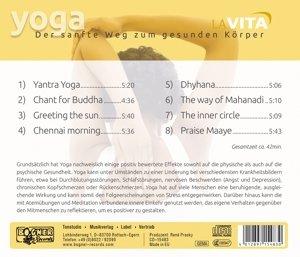 YOGA-Der sanfte Weg z.gesunden Körper