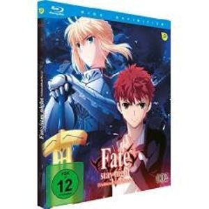 Fate/stay night - Blu-ray 2 - Limited Edition